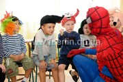 Проведение детских праздников в Павлограде