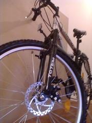 Велосипед горный МТВ + тюнинг