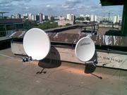 Система спутникового ТВ