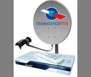 Спутниковое ТВ в Витебске Триколор (Монтаж)