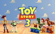 Игрушки из мультфильма Toy Story 3 из США. Витебск