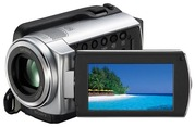 Видеокамера sony dcr-sr47e ....