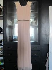 Платье с голой спиной