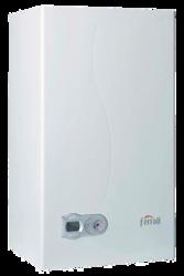 Настенный газовый двухконтурный котел Ferroli DIVATECH F24 D (турбо)