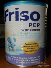 Смесь ФрисоПеп от 0 до 12 мес