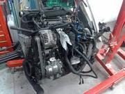 Двигатель Фольксваген Гольф (VW Golf) 1.9 TDI,  навесное оборудование,  МКПП