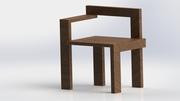 Табуретки и стулья из натурального дерева от производителя в наличии и