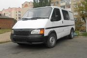 Ford Transit 2, 5D,  1992 г. Микроавтобус в хорошем состоянии. Обмен.