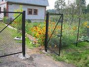 Ворота и калитки металлические от производителя