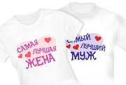Печать на подушках и майках в Витебске