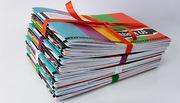 Изготовление буклетов, брошюр и календарей