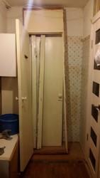 Межкомнатные двери (в ванную комнату)