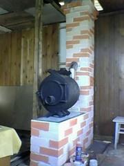 Перекладка и ремонт кирпичных печей и каминов
