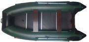 Килевая моторная надувная лодка Т 300Р от производителя в Беларуси!