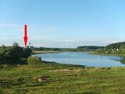 Обменяю жилой кирпичный дом у озера,  на квартиру в Витебске.
