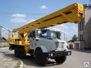 Услуги и аренда автовышки ВС 2202 ЗИЛ 22м