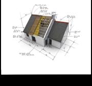 Индивидуальный или типовой проект,  смета. Дизайн помещения.