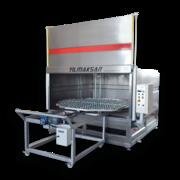 Автоматическая моечная машина для деталей весом до 1т