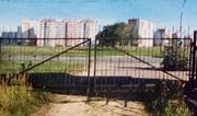 Забор металлический б/у