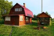 Сдается домик на берегу для летнего отдыха.