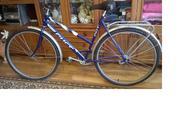 Велосипед  дорожный  для взрослых с открытой рамой