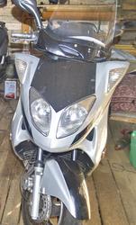 Продам мотороллер HORS154 2012 года в отличном состоянии