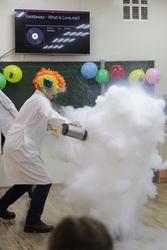 Химическое и крио шоу,  аниматоры на Ваш праздник.