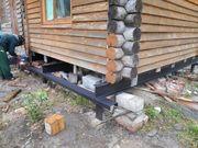 Свайно-винтовой Фундамент под ключ в Толочине